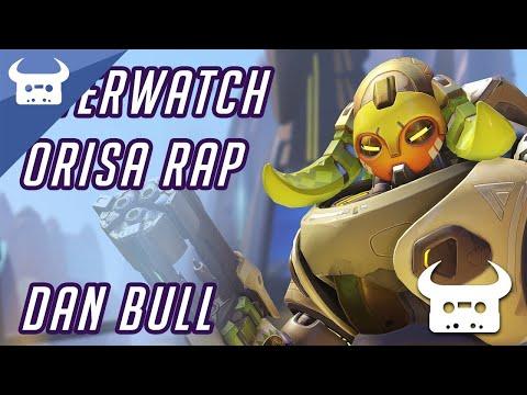 OVERWATCH RAP: ORISA | Dan Bull