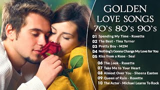 Best Romantic Songs Love Songs Of 80's 90's 💕 Great English Love Songs Collection