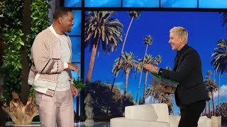 Does Will Smith Confront His Fear of Mice