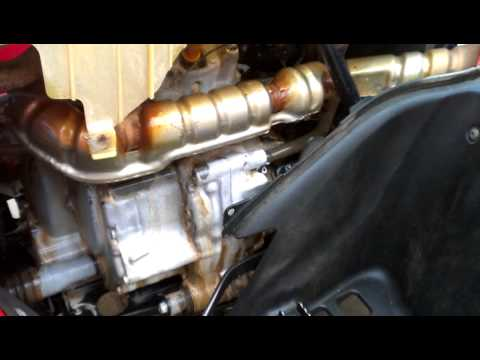Amazing ATV/MX aluminum cleaner from Capital Powersports Honda in WF