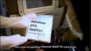 Informasi Mengenai Kebijakan Operasional Penerbangan Terkait Covid 19 Garuda Indonesia