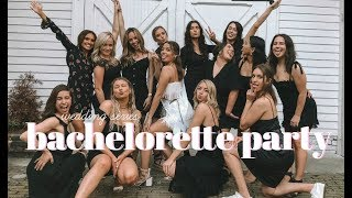 WEDDING SERIES: My New Orleans Bachelorette Party!