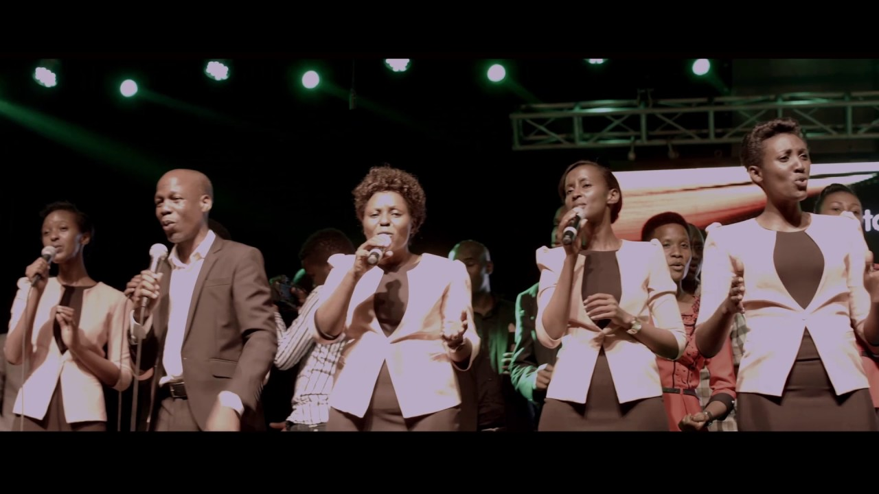 siku za kilio - Ambassadors christ live performance at 20th anniversary  JCB STUDIO Dir Romeo