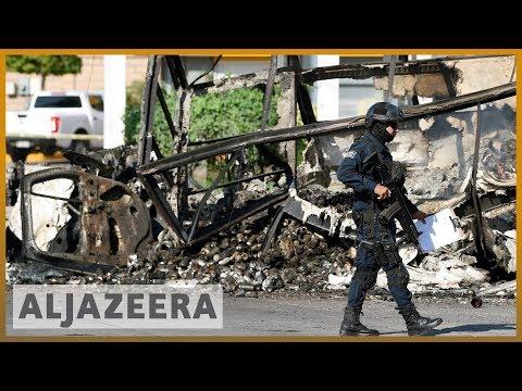 Backlash over Mexico's botched attempt to arrest 'El Chapo's' son