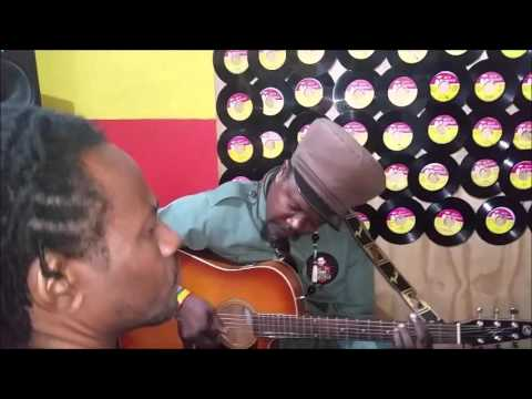 Luciano  get Tearful after laying Guitar Track & Listening Back &.think  on his son menelik