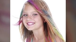 Чат для дівчат. Фарбування волосся у дітей. КАДРИКИ
