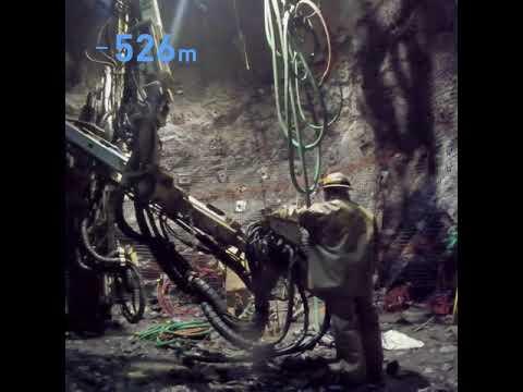 Anglo American Venetia mine shaft.