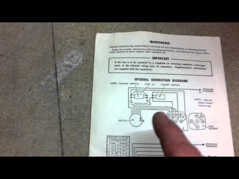 xpelair installation videos youtube rh youtube com Xpelair Exhaust Fan Xpelair USA