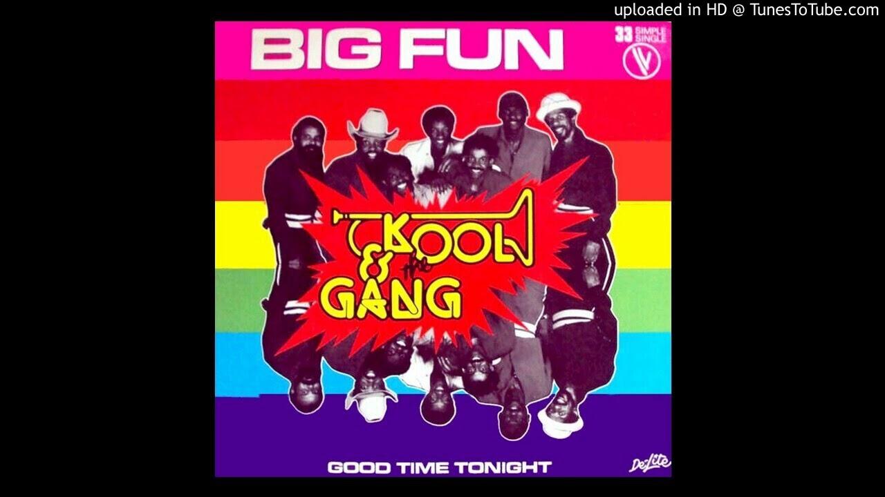 Download Kool & The Gang - Big fun 12'' (1982)