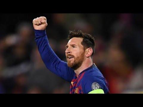 Barcelona vs Valencia 2-2 leo⚽⚽ - YouTube