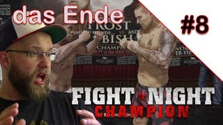 Fight Night Champion | Lets Play #8 | Isaac Frost | Story Mode | gameplay | PS3 | deutsch