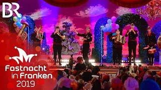 Die Altneihauser Feierwehrkapell'n | Fastnacht in Franken 2019 | Veitshöchheim | Kabarett & Comedy