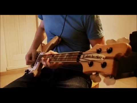 Turn It Out - DFA 1979 Bass cover Tab included ;)