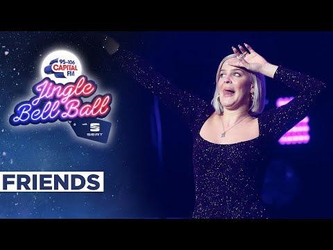Anne - Marie - Friends (Live at Capital's Jingle Bell Ball 2019) | Capital