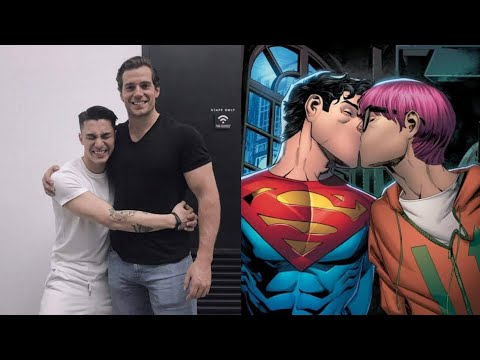 HENRY CAVILL - Gay Facts & Fun Things u didn't know