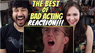 Download Video The Best Of BAD ACTING - REACTION!!! MP3 3GP MP4