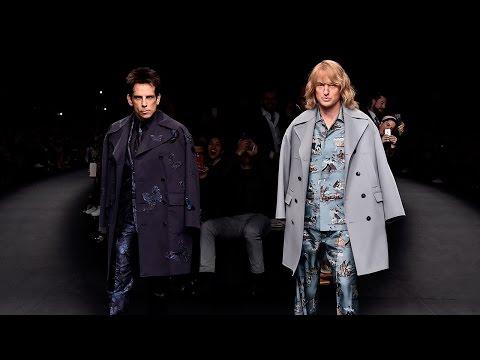 Zoolander 2 Paris Fashion Week Valentino Runway