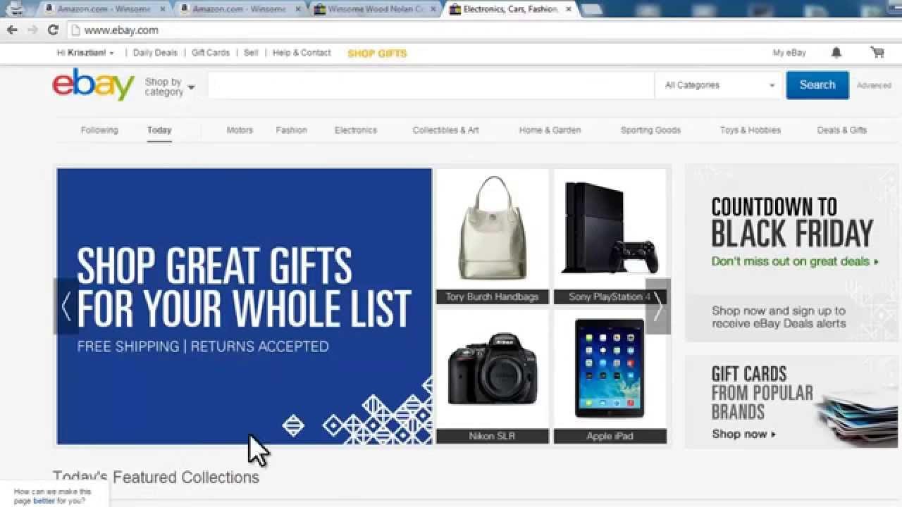 Ebay használati útmutató