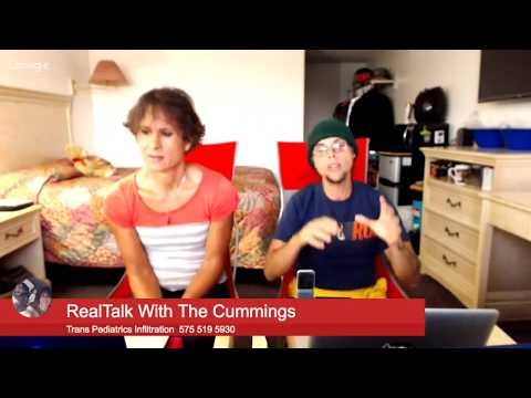 RealTalk With The Cummings: Trans Pediatrics Infiltration