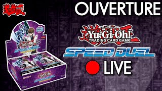 Yu-Gi-Oh! On se met au SPEED DUEL (Rediffusion de Live)