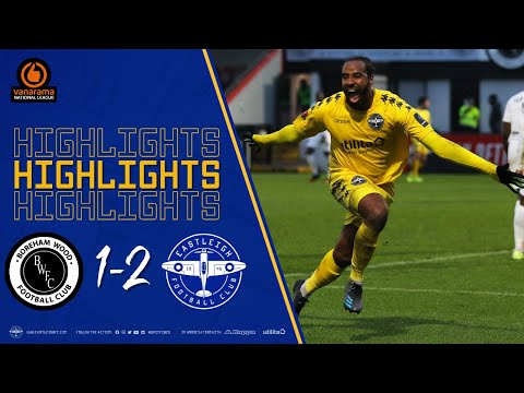 Boreham Wood Eastleigh Goals And Highlights