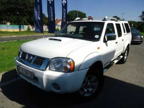 2014 NISSAN NP300 HARDBODY 2.5TDI DOUBLE CAB HI-RIDER Auto For Sale On Auto Trader South Africa