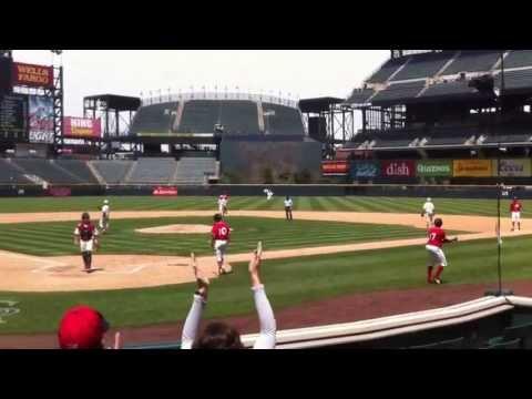 Eaglecrest Walk Off at Coors Field