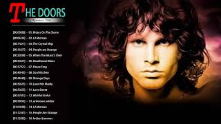 The Doors Greatest Hits - The Best of The Doors Full Album 2018