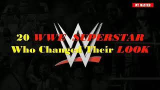 20 WWE SUPERSTARS Who Changed Their Look 2018 - Dean Ambrose, Baron Corbin..