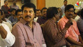 Utopiyayile Rajavu Movie Pooja | Mammootty