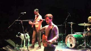 British Sea Power - Apologies To Insect Life (live at Incubate 2012, Tilburg)