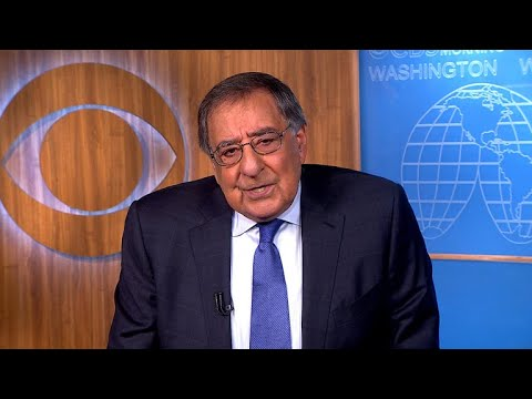 "Leon Panetta on W.H. security clearances: ""Somebody's dropping the ball"""