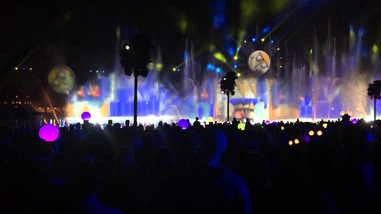 World Of Color Dining Package The DIS Unplugged Disney Podcast