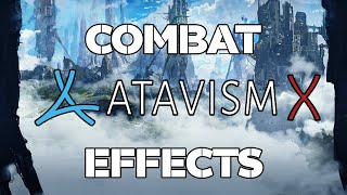 Atavism Online - Combat (part 3) - Effects