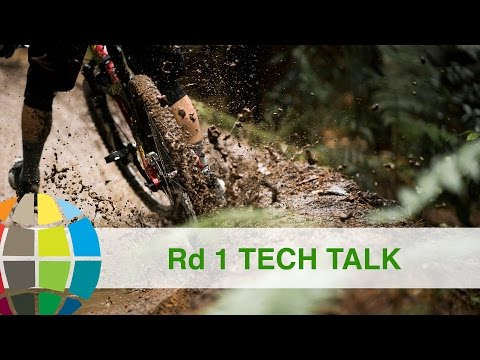 What Tire Pressure Are You Running? Tech Talk From Round 1 | EWS Rotorua NZ 2017