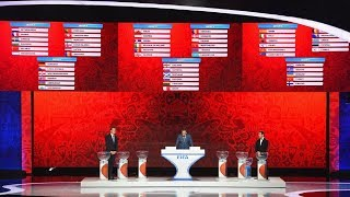 LIVE STREAM | 2018 FIFA World Cup Russia™ - Final Draw