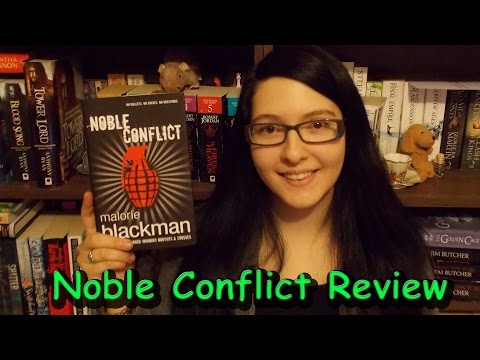 Noble Conflict (review) by Malorie Blackman