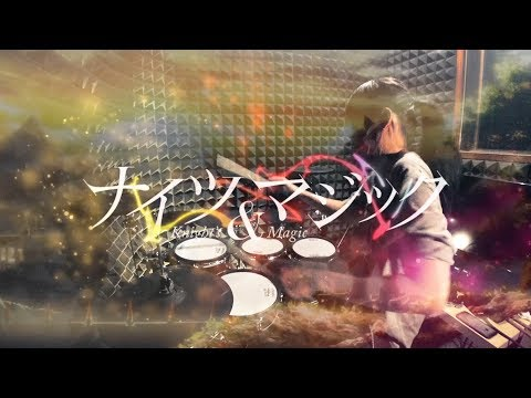 【ナイツ&マジック】fhána- Hello!My World!! を叩いてみた / Knight's & Magic Opening Theme Song full Drum Cover