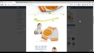 Наколенники для малышей, тестирование 08-10-2016(, 2016-10-08T09:55:19.000Z)