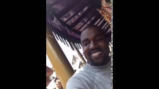 Rare Video of Kanye Smiling! Mp3