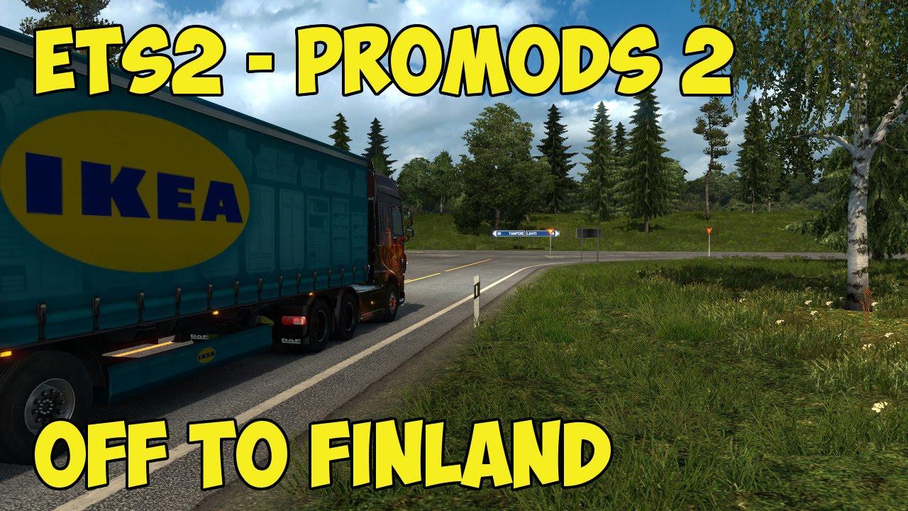 Steam Community :: Video :: ETS2 - Promods 2 - Finland