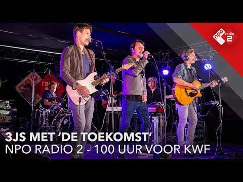 3JS - 'De Toekomst' Live @ NPO Radio 2 - 100 uur voor KWF | NPO Radio 2 Gemist