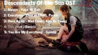 Nhạc phim Hậu Duệ Của Mặt Trời Hay Nhất   Descendants Of The Sun OST   태양의 후예1