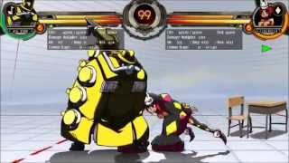 Big Band has the best snap-out in Skullgirls