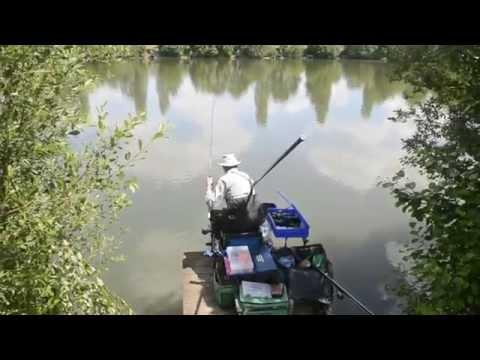 Sensas clinic vissen met de wagler