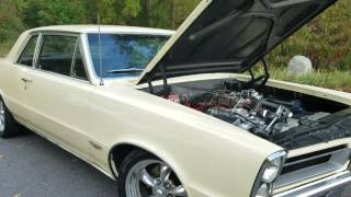1965 GTO Restomod BUILT 455 FRESH
