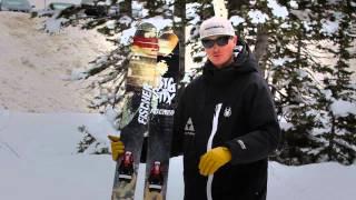 2014 Fischer Big Stix 122 Ski Overview
