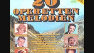 Anneliese Rothenberger, Sopran / Heinz Hoppe, Tenor - Mein Liebeslied muß ein Walzer sein