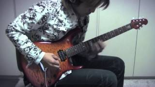 The best  Dream Theater  -Guitar solo & Unison-  Cover by Muneyuki