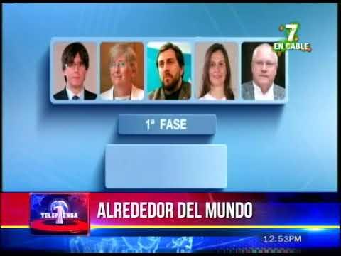 La fiscalía de Bélgica pidió la extradición de Carles Puigdemont a España